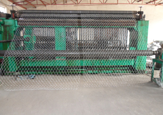 AG8国际 铅丝石笼机器编制